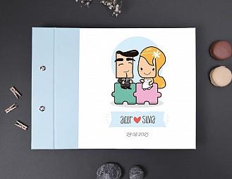 """Libro de firmas boda """"TENEMOS MAGIA, NO NECESITAMOS TRUCOS"""""""